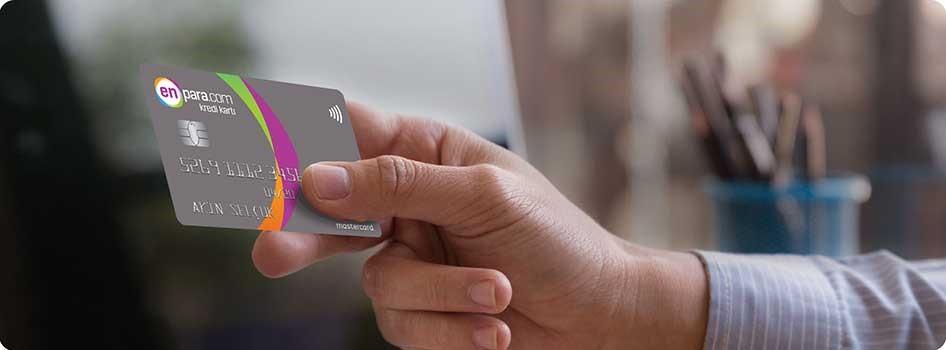Enpara.com'dan bir ilk daha! Aidat veren kredi kartı...
