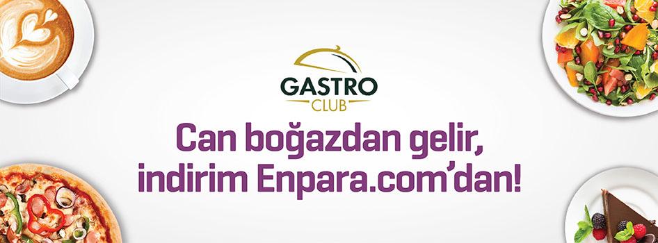 Can boğazdan, indirim Enpara.com'dan gelir!