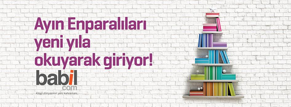 Ayın Enparalılarına Babil.com'da 25 TL indirim!