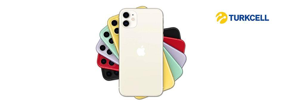 Siz kendinize bir iPhone 11 64 GB alın, 750 TL'sini biz ödeyelim!