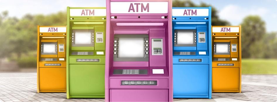 Diğer banka ATM'lerinden ayda 2 kere para çekmek yıl sonuna kadar ücretsiz!