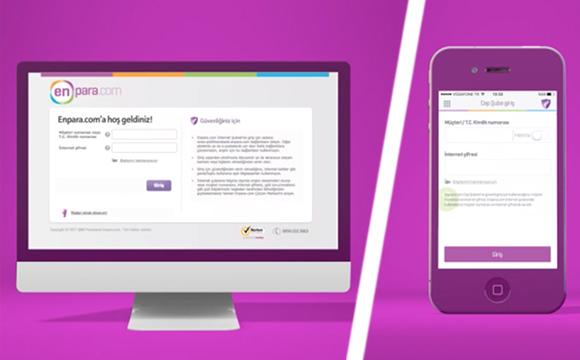 Enpara.com'a ilk giriş nasıl yapılır?